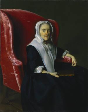 Mrs. Anna Dummer Powell, 1764 - John Singleton Copley