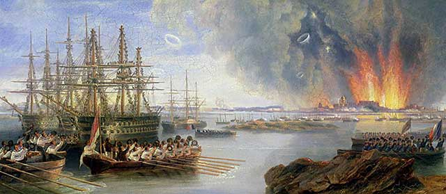 The Bombardment of Sebastopol, 1858