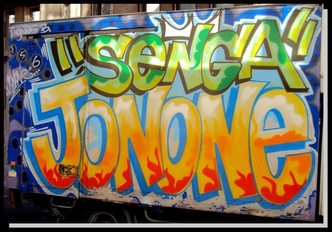Piece - JonOne