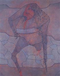 La boiteuse lubrique - Jorge R. Camacho Lazo