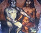 Cortés and La Malinche  - Jose Clemente Orozco