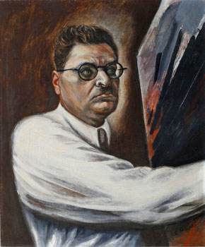 Self-portrait, 1937 - Jose Clemente Orozco