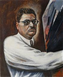 Self-portrait - Jose Clemente Orozco