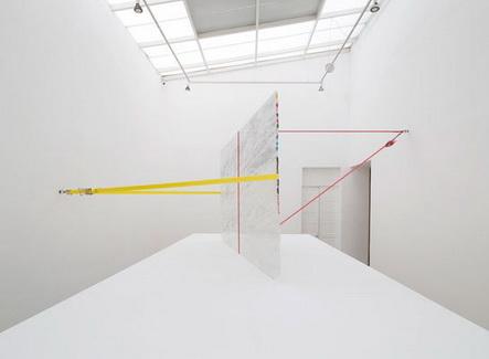 Allure (rojo y amarillo), 2014 - Jose Davila