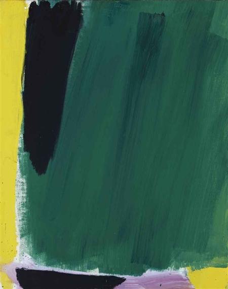 Green Olive, 1985 - Хосе Герреро