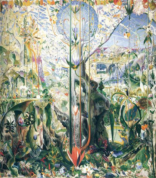 Tree of My Life - Joseph Stella