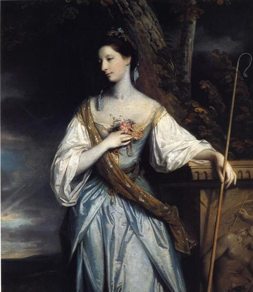 Anne Dashwood, 1764 - Joshua Reynolds