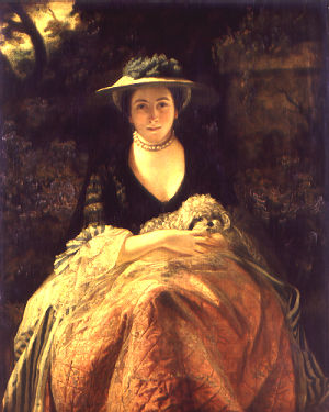Miss Nelly O'Brien, 1762 - 1764 - Joshua Reynolds