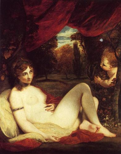Venus - Joshua Reynolds