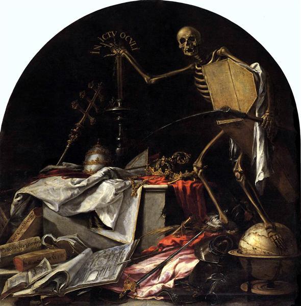 Allegory of Death: In Ictu Oculi, 1672 - Juan de Valdés Leal
