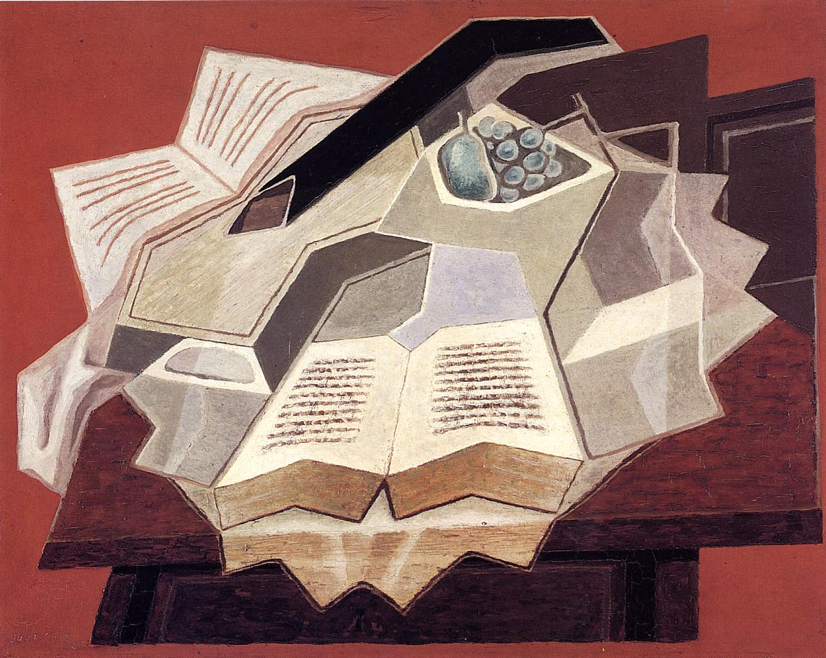 an introduction to the life and artwork by juan gris Among the progenitors of cubism, juan gris has never had the kind of  war i  there is in the national gallery show a painting called ''still life with  a  particularly happy shift of ground in that context is the introduction of a.