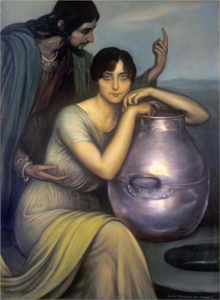 Samaritana, 1920 - Julio Romero de Torres