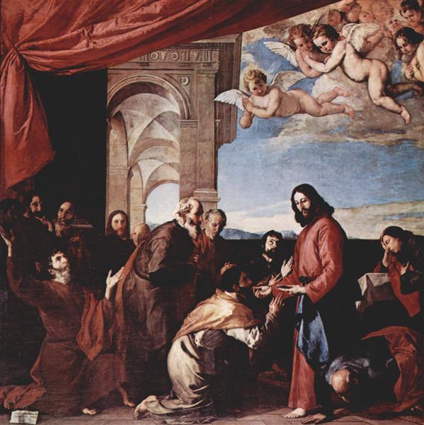 Communion of the Apostles, 1651 - Jusepe de Ribera
