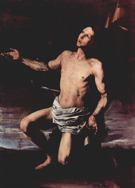 St. Sebastian, c.1625 - Jusepe de Ribera