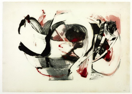 Untitled, 1953 - Karl Otto Götz