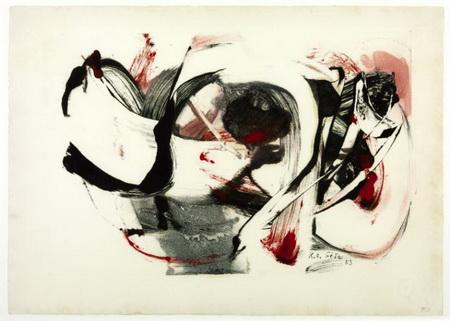 Untitled, 1953 - Karl Otto Gotz