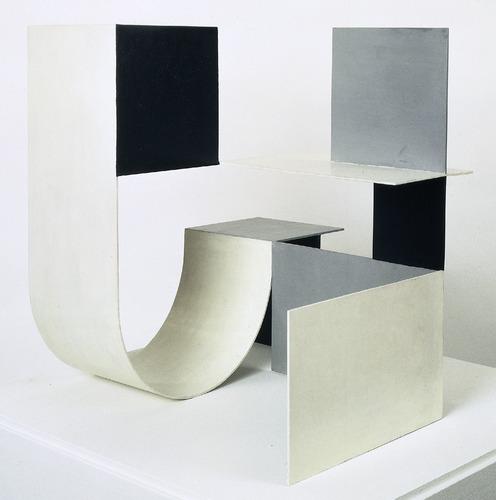 Sculpture Spatiale, 1928 - Katarzyna Kobro