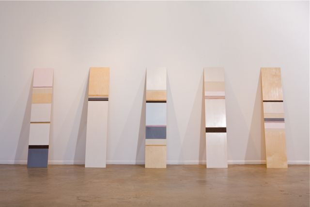 Planks, 2009 - Kate Carr