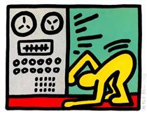Pop Shop III - Keith Haring