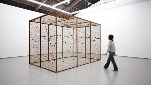 Emptied Space, 2012 - Kishio Suga