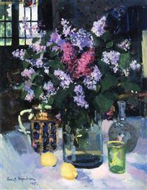 Lilacs - Konstantin Alexejewitsch Korowin