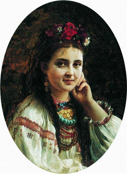 Ukrainian, 1884 - Constantin Makovski