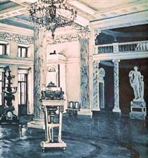 Concert Hall of the Ostankino Palace - Konstantin Yuon