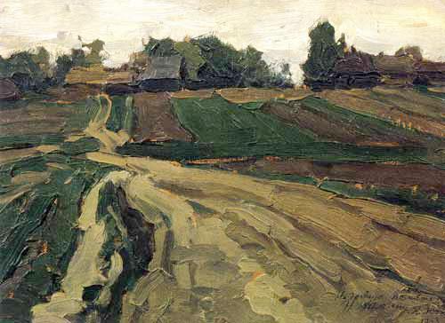 Landscape, 1903 - Konstantin Yuon