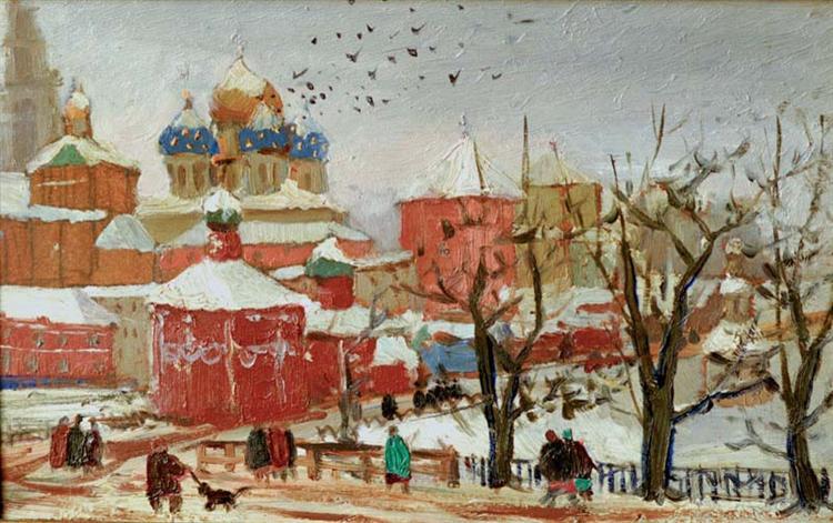 Sergiyev Posad (Zagorsk) - Konstantin Yuon