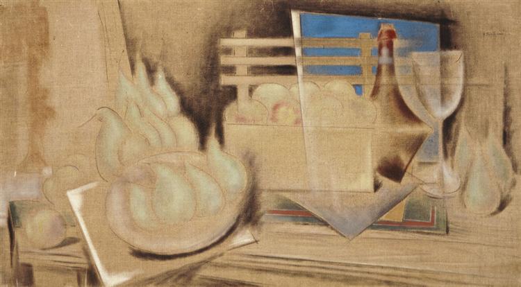 Still Life, c.1930 - c.1935 - Konstantinos Parthenis