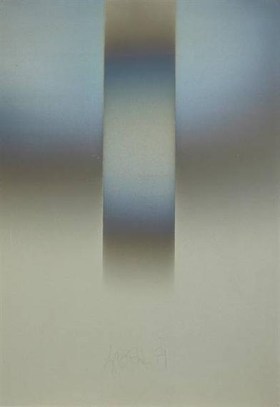 VFGY9, 1979 - Larry Bell