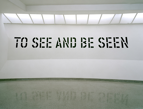Image result for To See and Be Seen