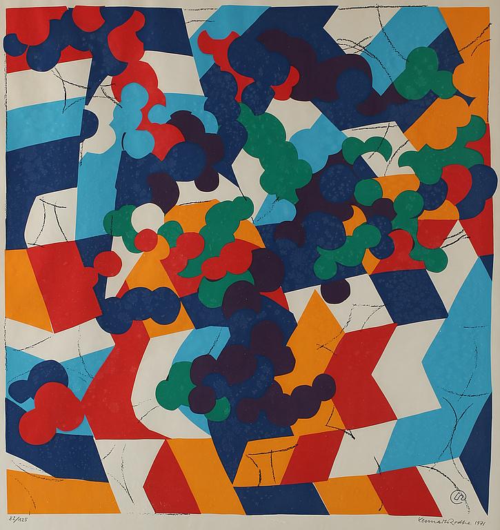 Komposition, 1971