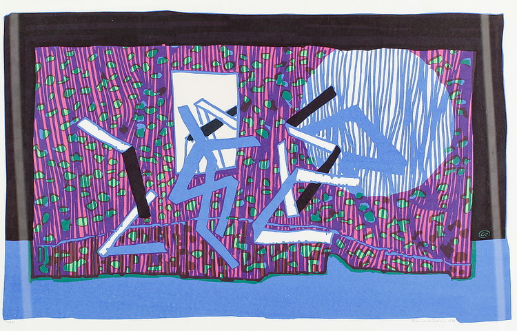 Komposition, 1972