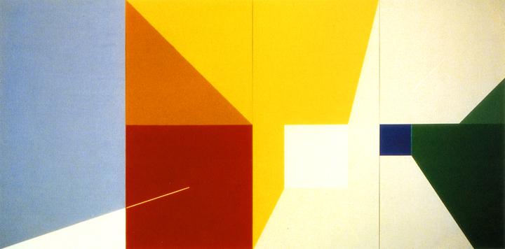 Four Seasons, 1980 - Leo Valledor