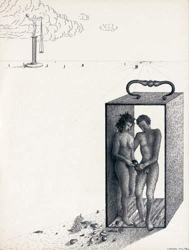 Adam et Eve, 1930 - Леон Артур Тутунджан