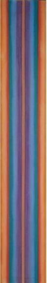 Vertical #7, 1968 - Leon Berkowitz