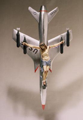 Western Christian Civilization, 1965 - Leon Ferrari