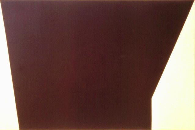 End Gable, 1972 - Leon Polk Smith