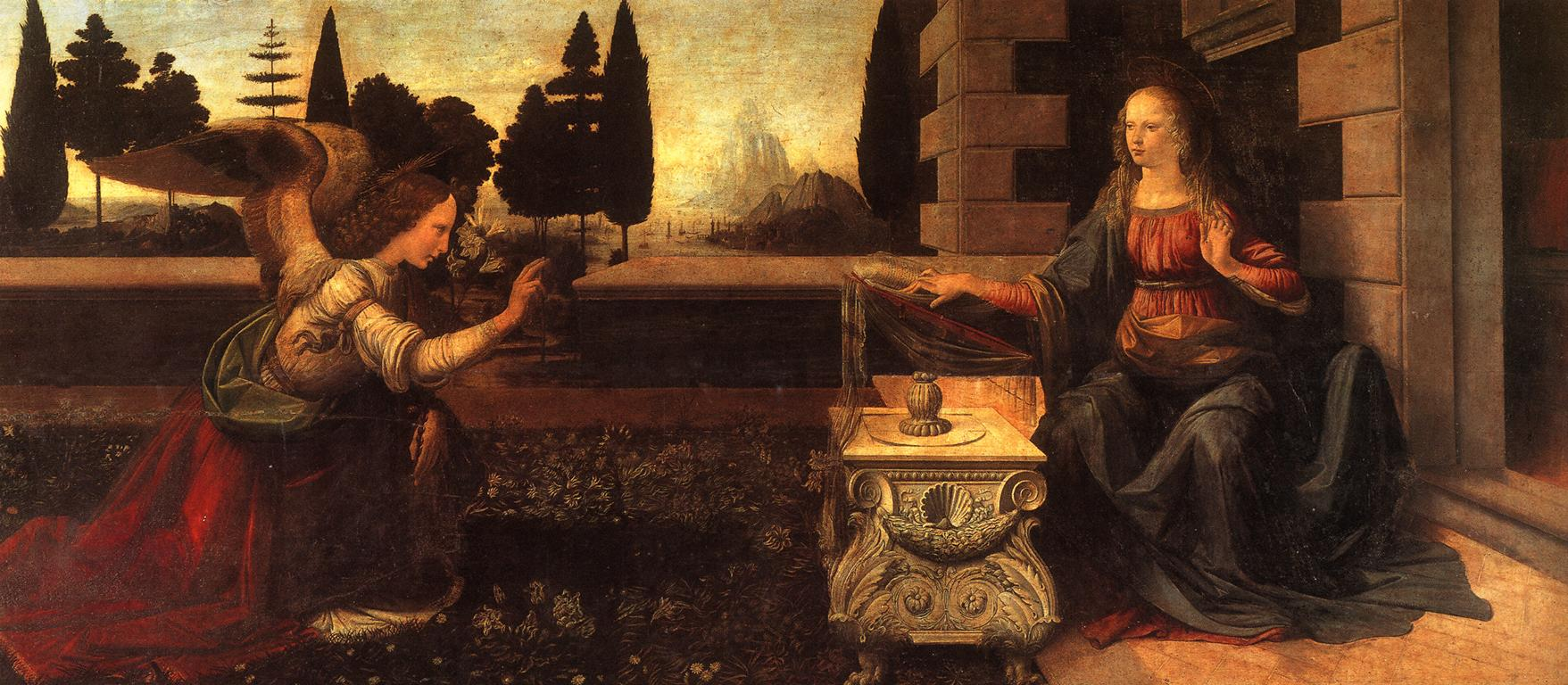 Leonardo Da Vinci - Oil Painting Reproductions