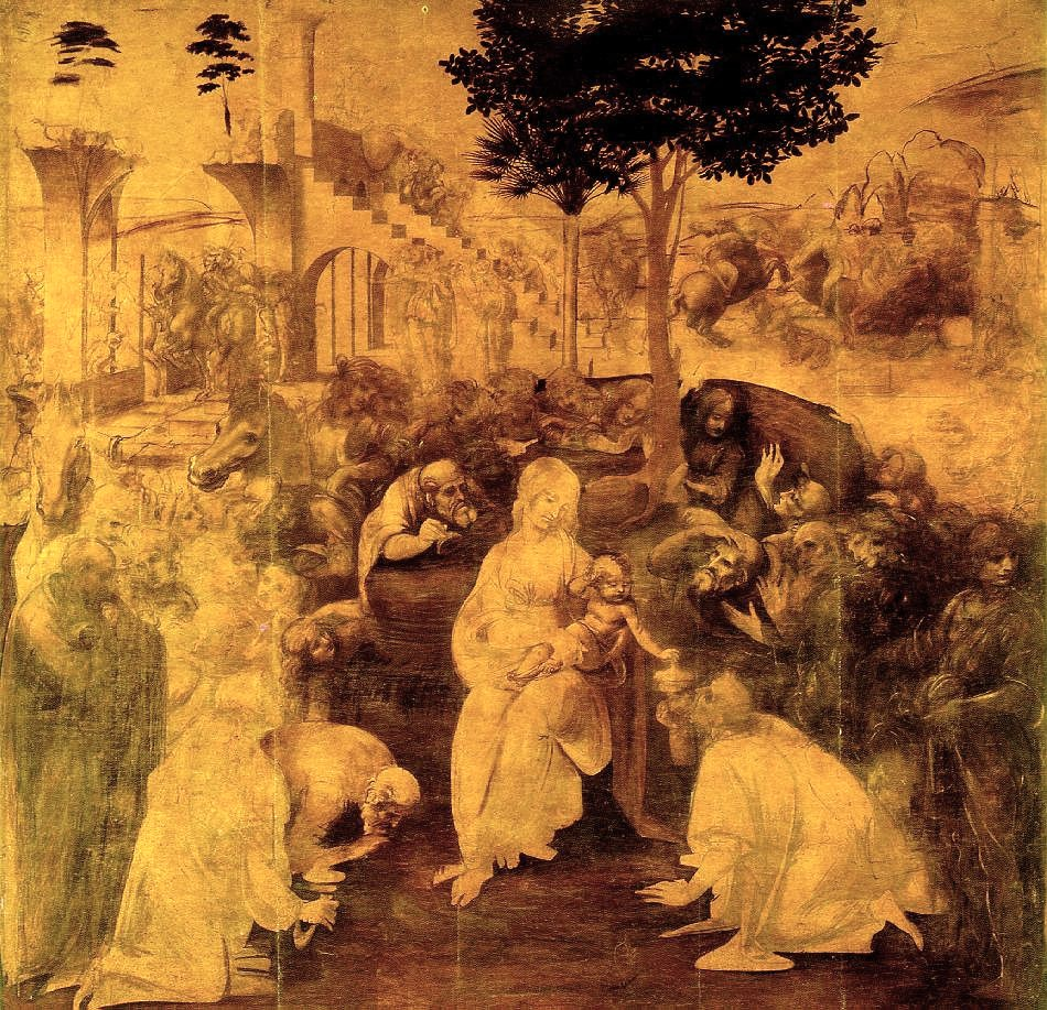 The Adoration of the Magi, 1480
