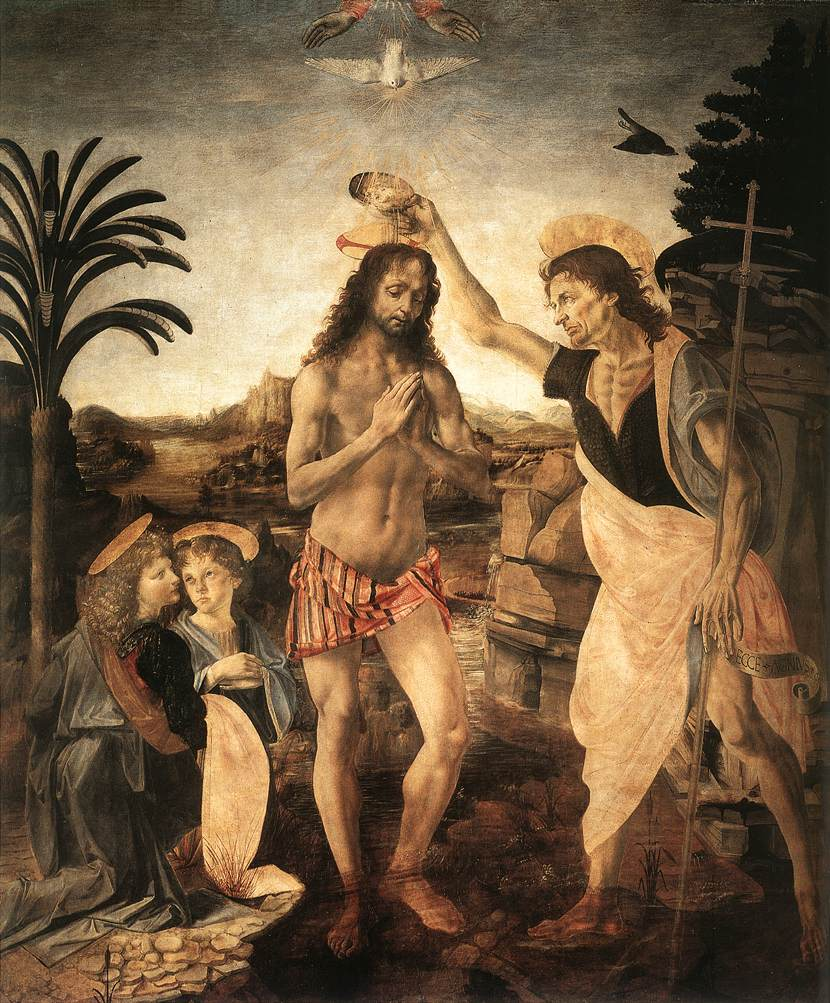The Baptism of Christ, 1475