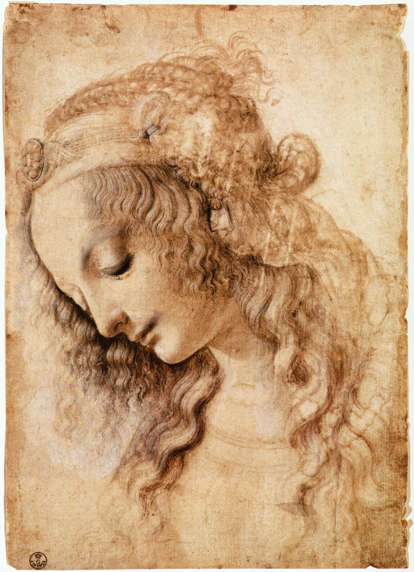 Woman's Head, 1473