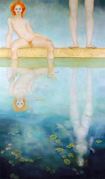 Narcisse Incomparable, 1971 - Leonor Fini