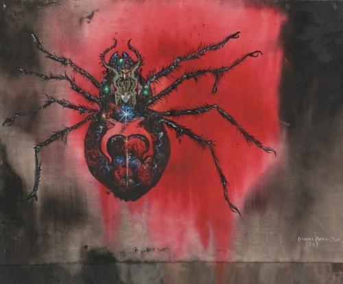 Spider, 1967 - Leonora Carrington