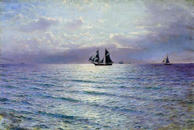 Sea, 1898 - Lev Lagorio
