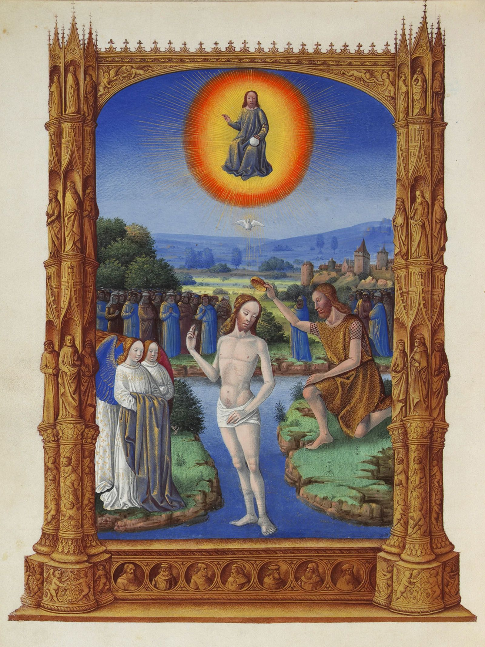 the baptism of christ limbourg brothers wikiart org