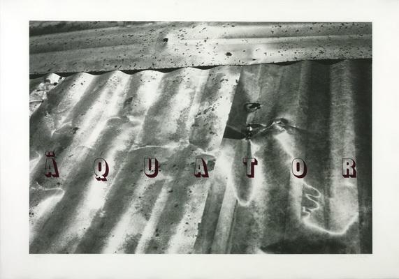 Equator, 1985 - Lothar Baumgarten