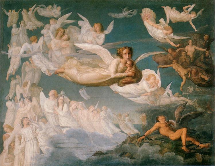 Poème de l'âme 2: Le Passage des âmes - Луи Жанмо
