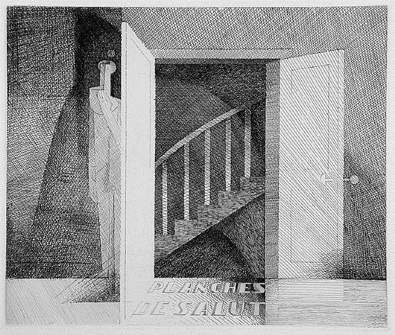 Planches de Salut, 1931 - Louis Marcoussis
